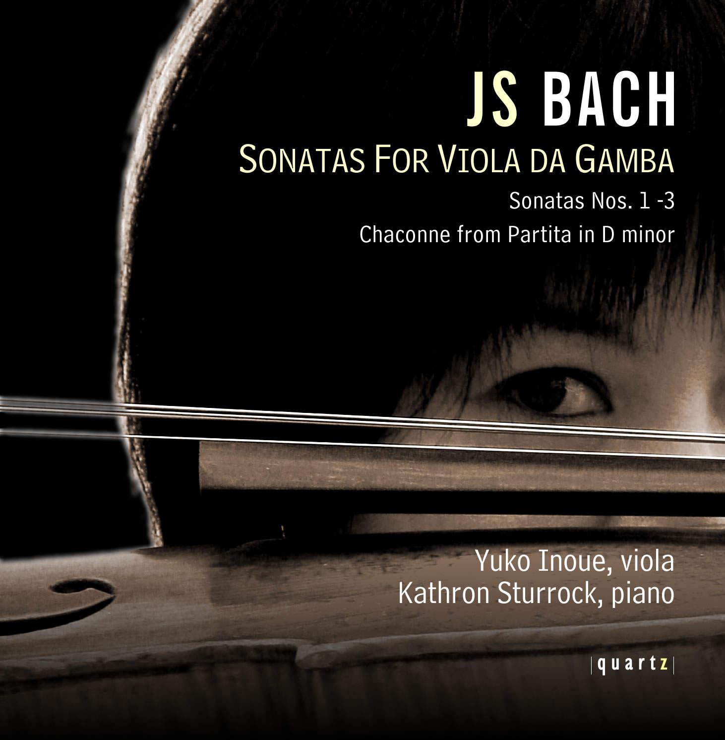 Yuko Inoue (viola) and Kathron Sturrock (piano)